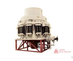 Pyb Pyz Pyd Series Cone Crusher