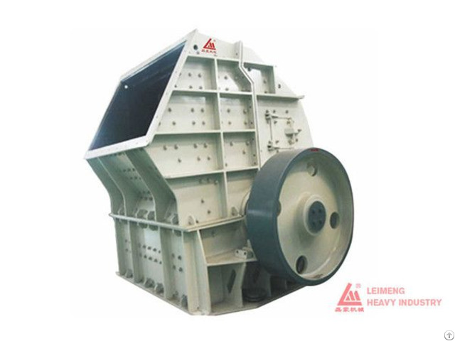 Heavy Hammer Crusher Primary Crushing