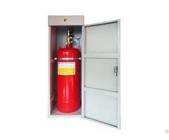 Cabinet Fm200 Hfc 227ea Fire Extinguishing System