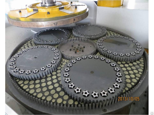 Valve Parts Surface Grinding Machine