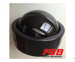 High Load Capacity Spherical Plain Bearing Geg12es