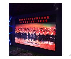 Shanghai Factory Hotsale P7 62 Led Module Display Full Color