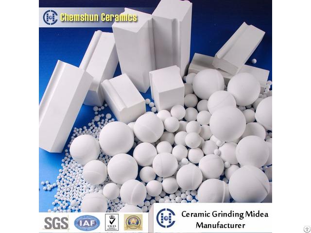 95% Alumina Grinding Mill Ball