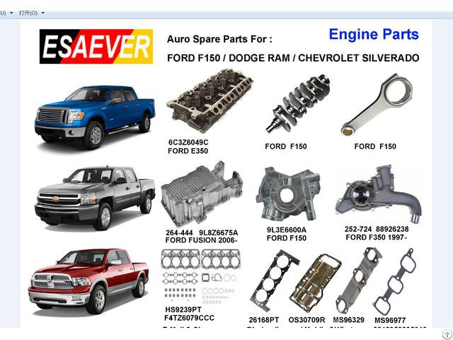 Supply All Egine Parts