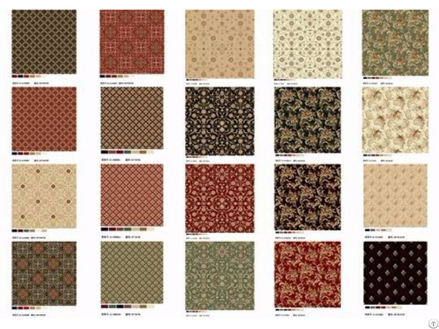 China Axminster Carpet, David Industrial