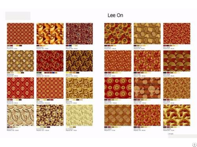 China Guestroom Carpet