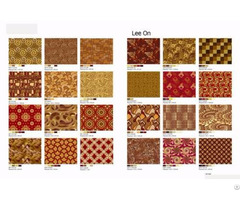 China Print Carpet