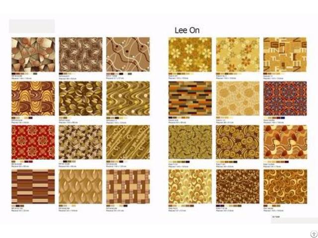 China Custom Wool Carpet