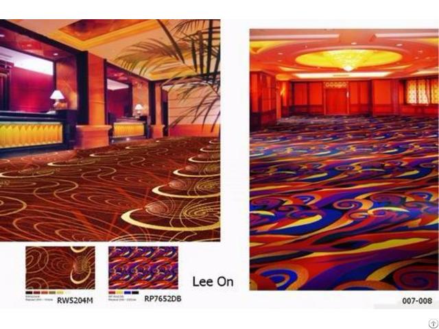 China Custom Carpet