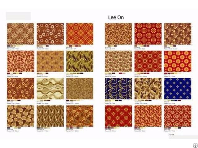 China Custom Carpet Factory