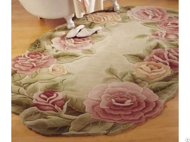China Custom Hand Tufted Rug