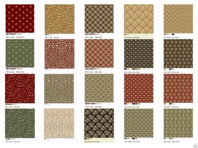 China Custom Make Carpet