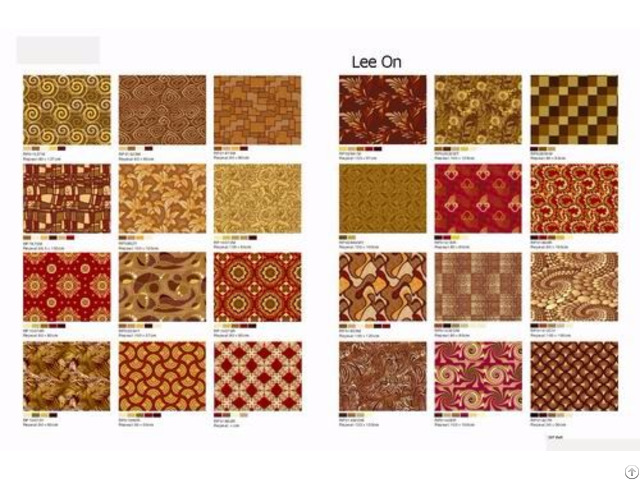 China Custom Carpet Manufacturer