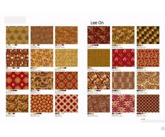 China Custom Carpet Manufacturer