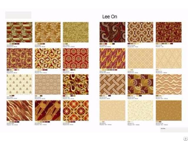 China Custom Hand Tufted Carpet
