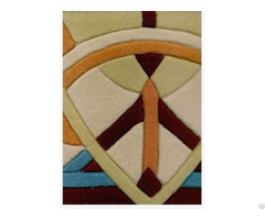 China Wool Hand Tufted Carpet