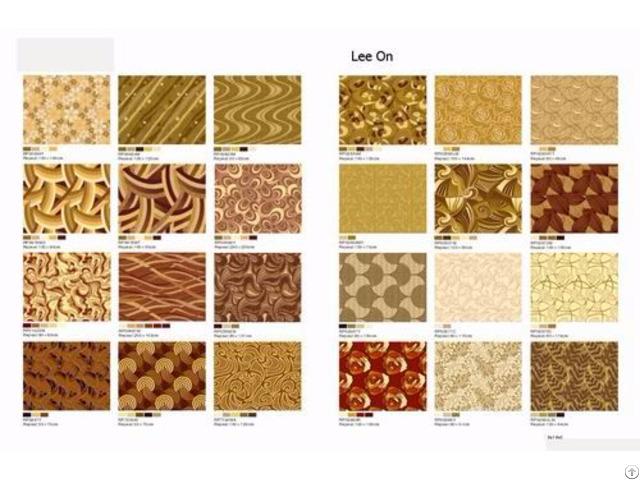 Chinese Printed Carpet