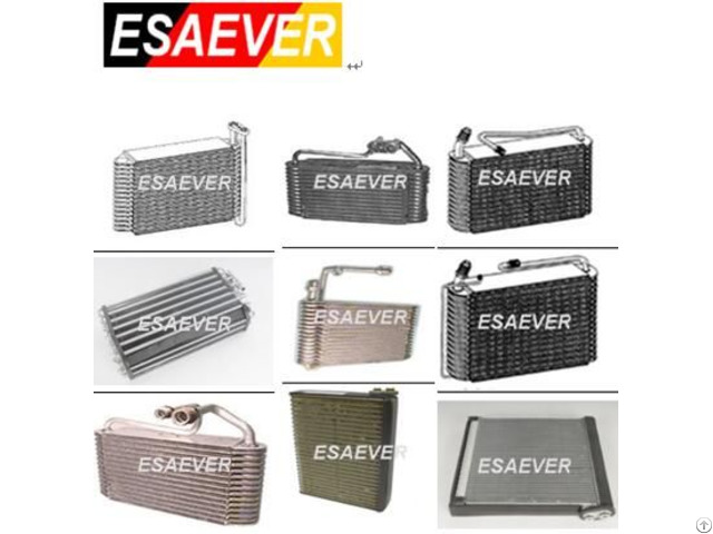 Evaporator 52456012 3058130 3556607