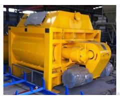 Jsd1000 Concrete Mixer