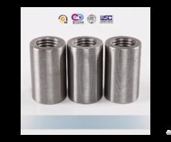 Rebar Coupler In Metal Building Materials