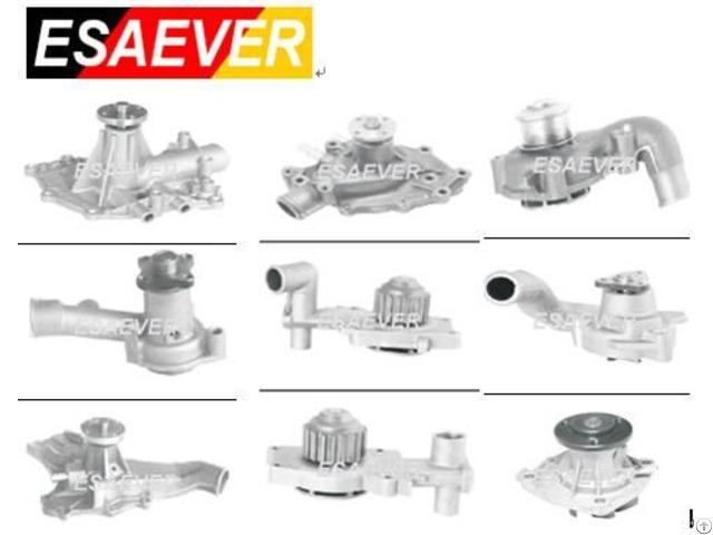Water Pump 251140 934 Wp308 P493r P493 4720429
