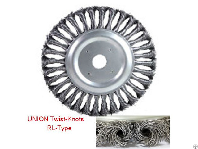 Professional Twist Knot Brushes