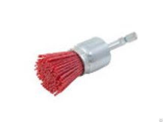 Hex Shank Brushes Abrasive Nylon Diy