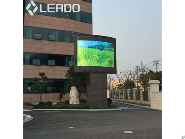 Promotional Dip Outdoor Full Color Led Module