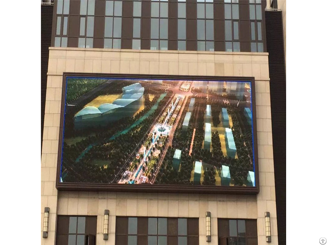Hot Sale Welcome Wholesales 16mm Ce Rohs Fcc Iso Dip Billboard Led Outdoor Display