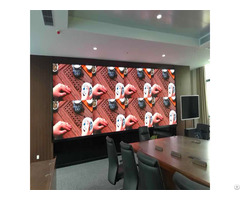 Quality P1 667 Indoor Full Color Led Screen