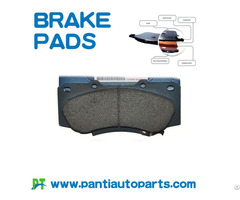 Brake Pads For Toyota Hilux 04465 Ok280