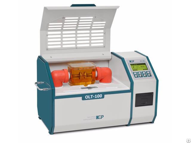 Oil Dielectric Tester Olt 100