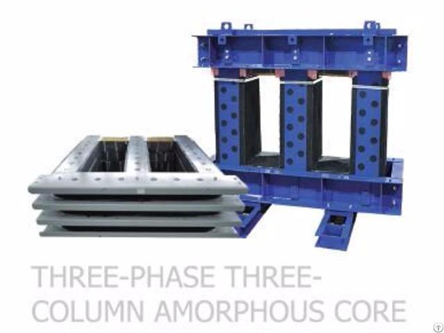 Three Phase 3 Column Amorphous Core