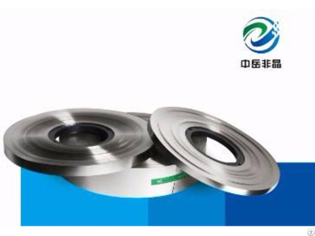 Iron Based Nanocrystalline Ribbon