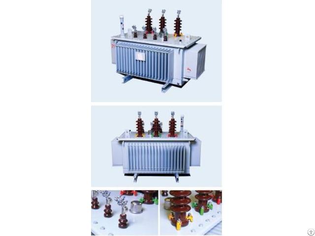 V2 0 Sbh15 Series Oil Immersed Amorphous Transformer
