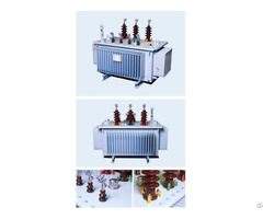 V2 0 Sbh15 Series Oil Immersed Amorphous Transformer