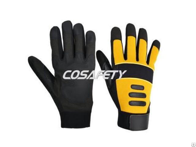 Mechanical Gloves 4558