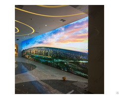 High Technology P4 Full Color Indoor Display