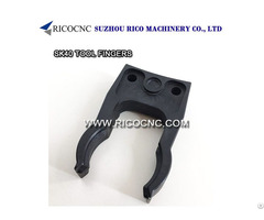 Sk 40 Hsk 63 Tool Fingers Cnc Automatic Toolchanger Gripper Replacement