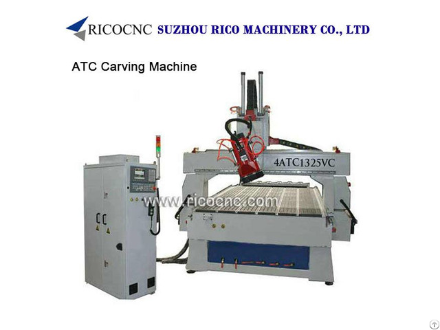 Auto Tool Changer Cnc Router Machine Atc1325ad