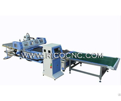 Ricocnc Wood Cutting Machine For Panel Furniture Production Alc1325v