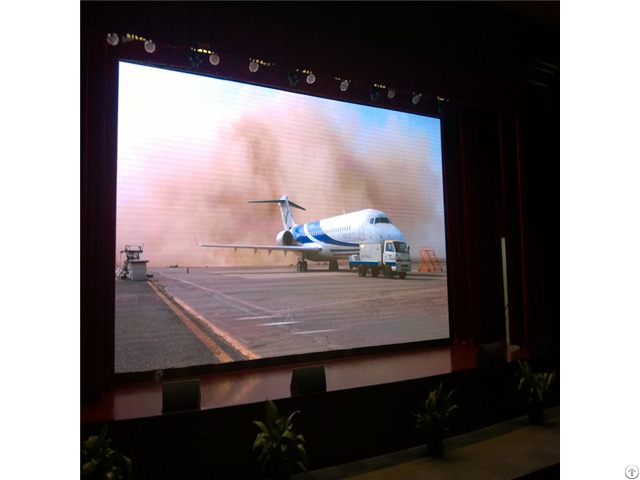 High Density Hot Sell Indoor Full Color Big Led Display P5