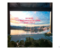 Newly Competitive P6 Hd Full Color Movies Led Big Screen