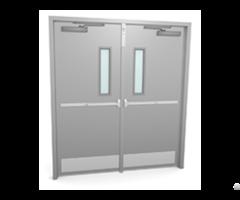 Ul Listed Fire Proof Hollow Metal Door