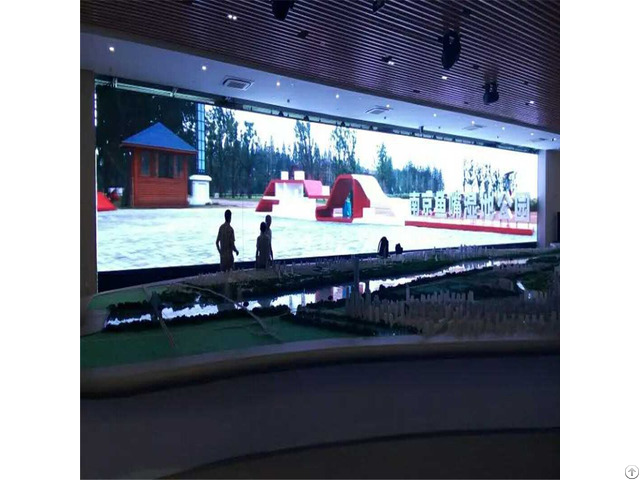High Density Best Sell Stage Rental Led Strip Screen Display