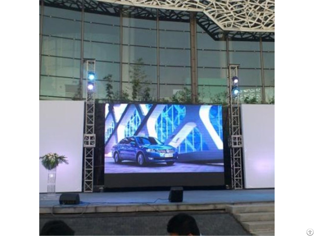 New Item Smd Wifi Rental Led Screen