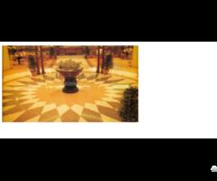 Indoor Terrazzo Floor
