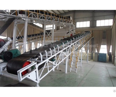Factory Direct Supplier Low Investment Iso Belt Conveyor Machine