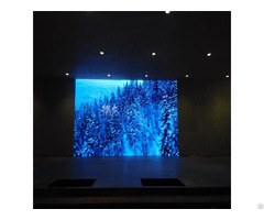 Shanghai Manufacture Hot Sale Promotion Indoor Full Color Led Curtain Screen