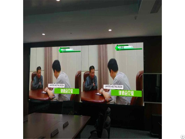 China Good Supplier First Grade Indoor Full Color Led Tv Wall Screen